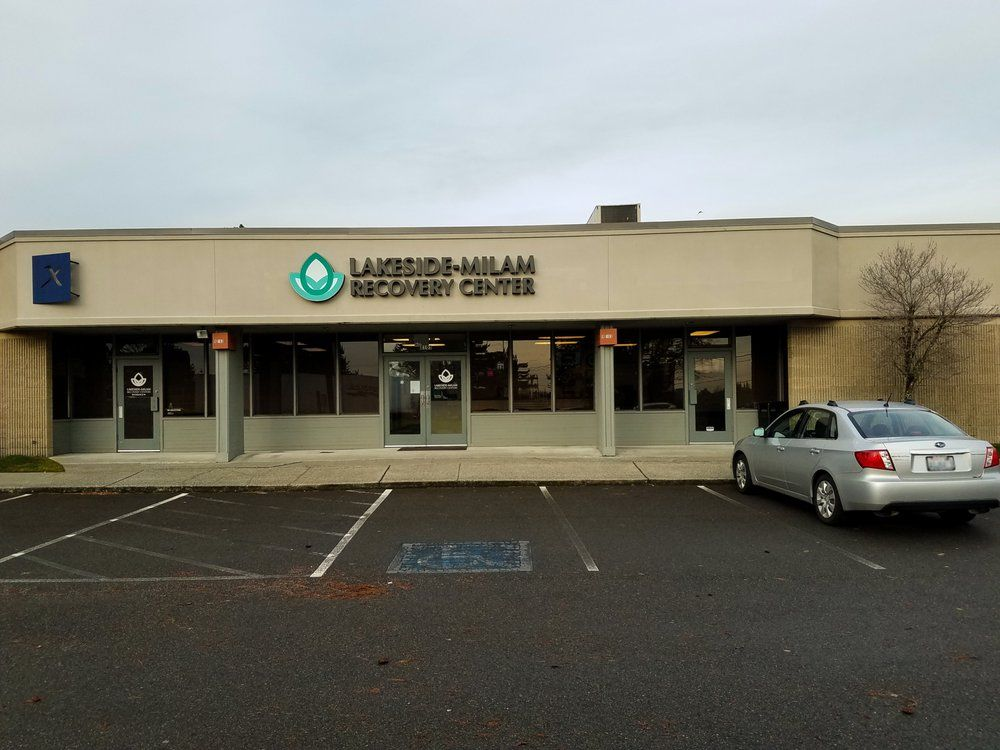 Lakeside Milam Recovery Centers Everett
