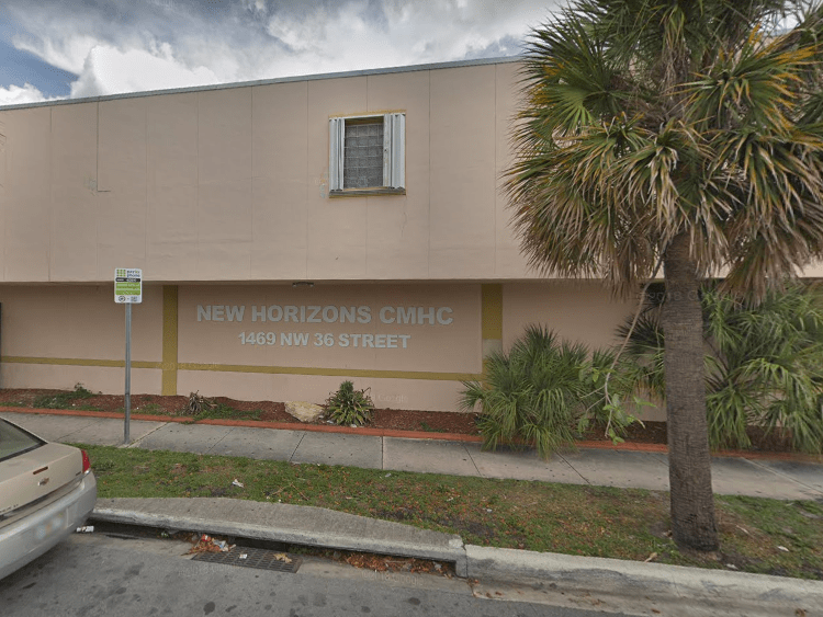 New Horizons Community Mental Health Center-Substance Abuse Unit